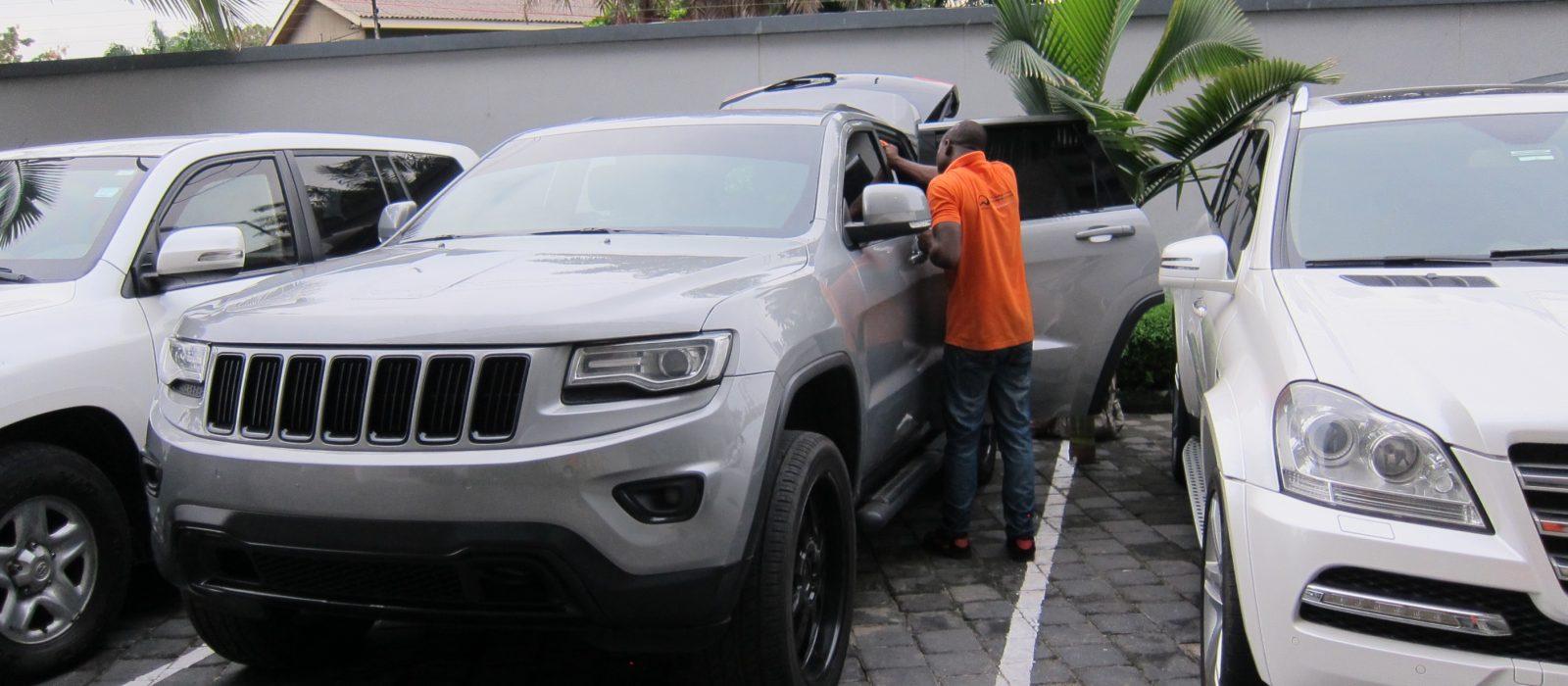 AUTOSPARKLE   Africa's No  1 Mobile Waterless Car Interior Wash