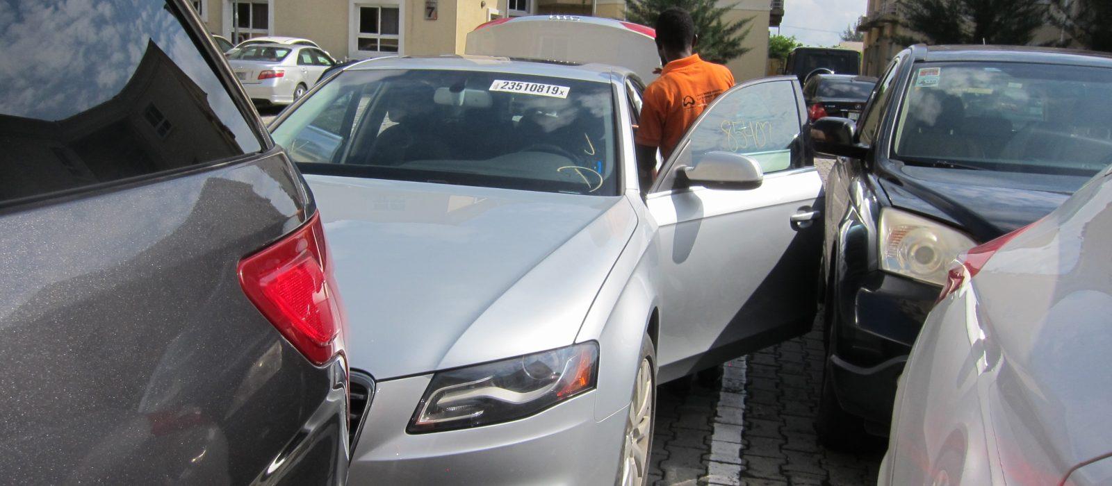 Audi A5 Interior plus engine waterless detailing