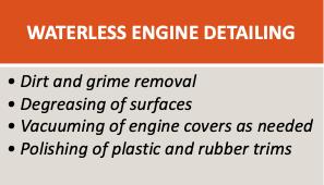 waterless engine wash_steam wash for engine