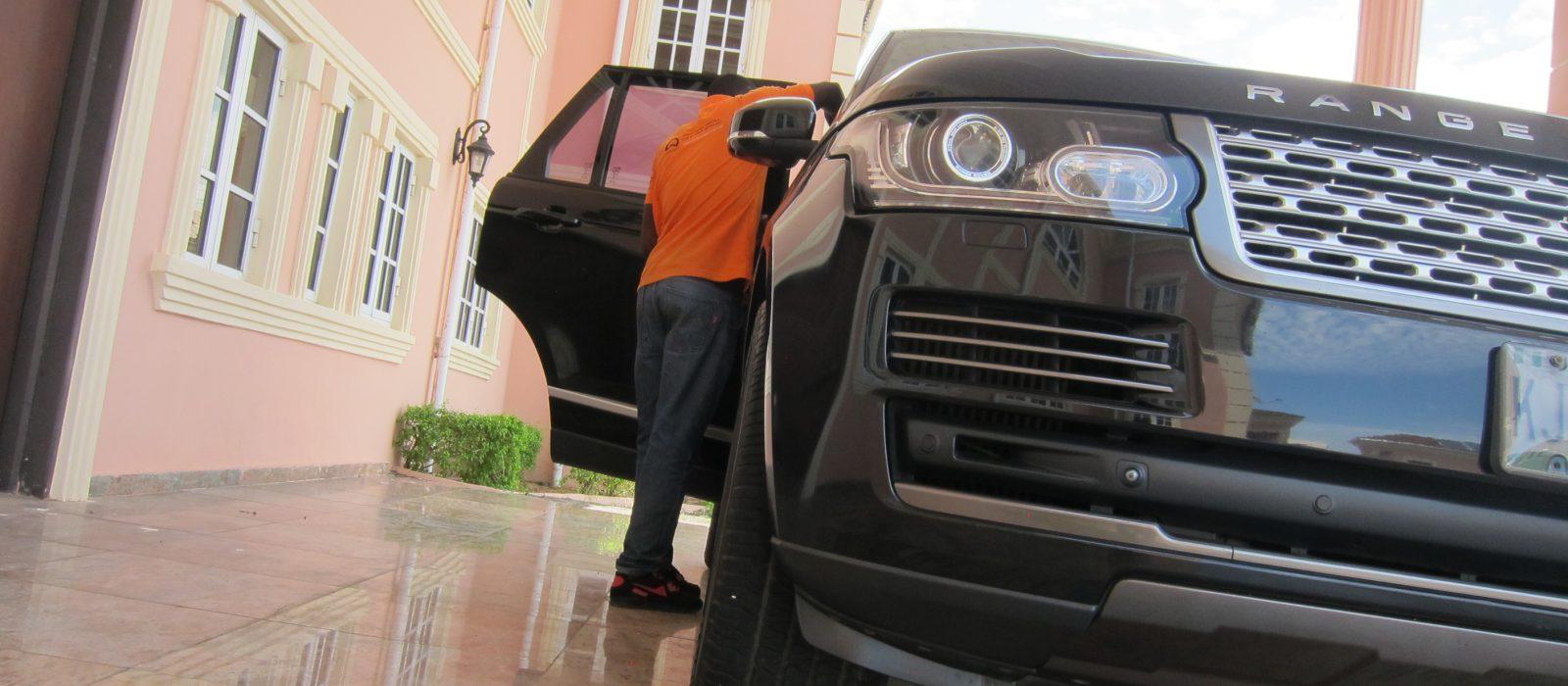 range rover interior detailing best option in Africa